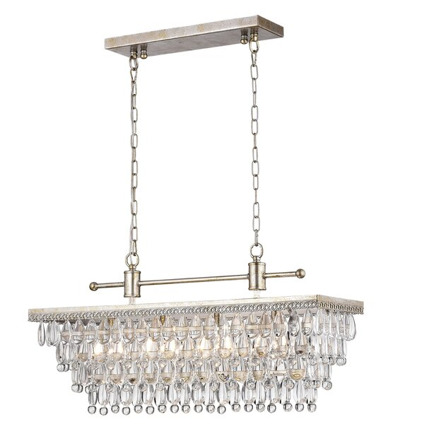 4-Light Kitchen Island Pendant by Trent Austin Design