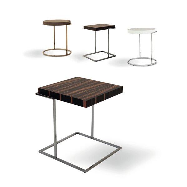 Servoquadro Square Coffee Table by Pianca USA