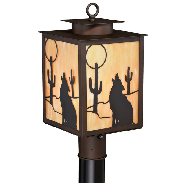 Debcoe Outdoor 1-Light Lantern Head by Loon Peak