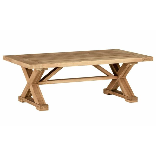Modena Teak Coffee Table by Summer Classics