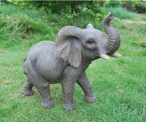 Hi Line Gift Ltd Trunk Up Elephant Statue Amp Reviews