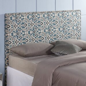 Gunner Upholstered Panel Headboard by Andover Mills