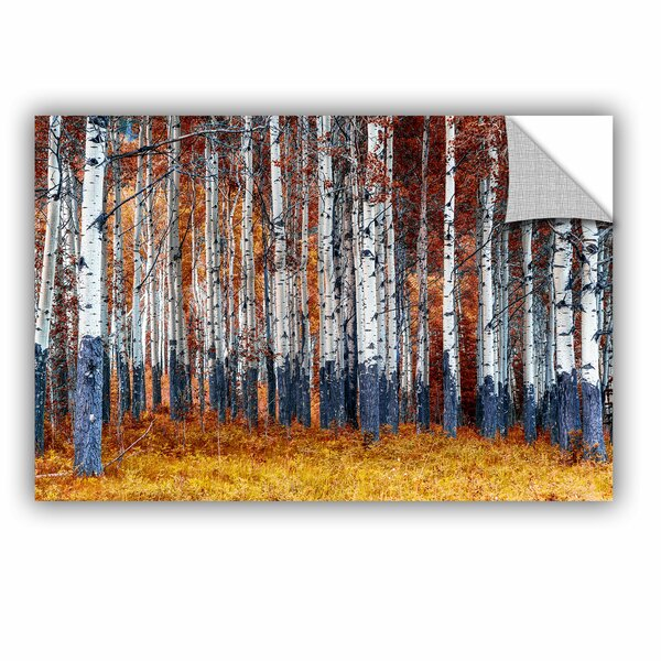Artwall autumn forest wall mural for Autumn forest 216 wall mural