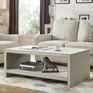 Affordable Jefferson Place Coffee Table ByHouse of Hampton
