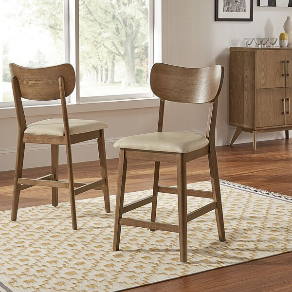 Berens 24'' Bar Stool (Set of 2) by George Oliver