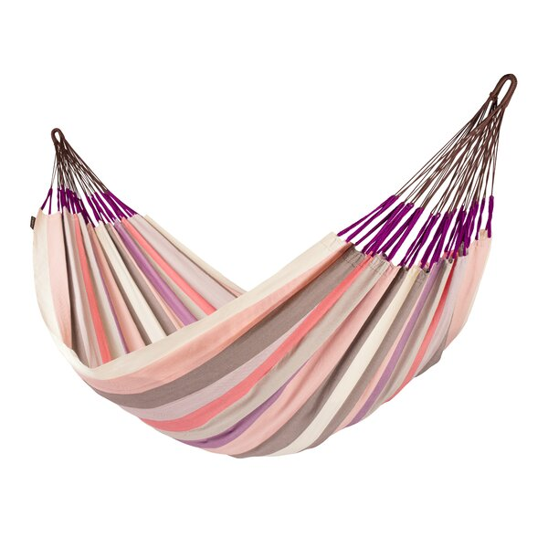Hackett Weatherproof Family Olefin Tree Hammock by Highland Dunes Highland Dunes