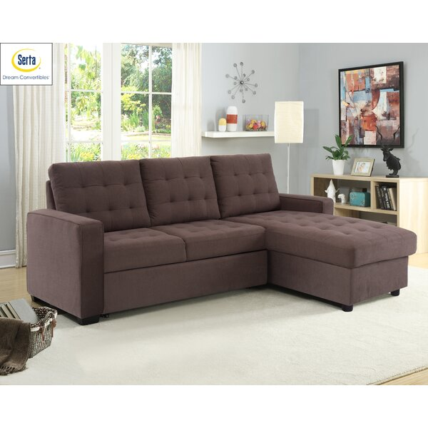 Dashing Collection Bryson Sofa Bed by Serta Futons by Serta Futons