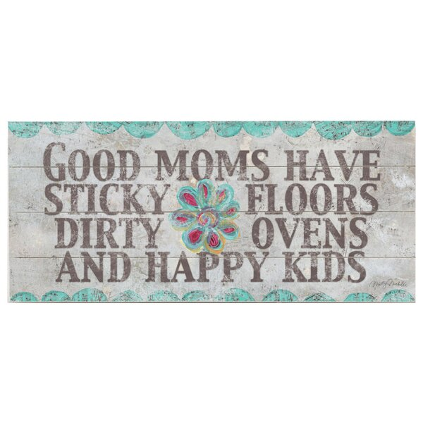 Good Moms Graphic Art Print Multi-Piece Image on Wood by Artehouse LLC