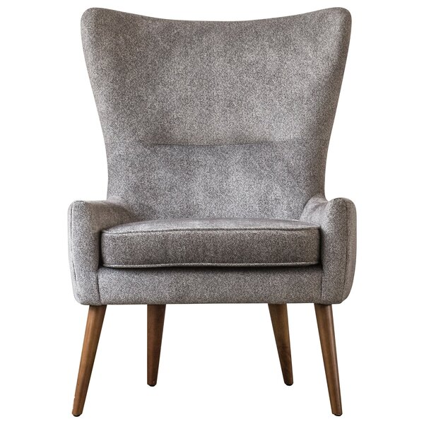 Jamie Wingback Chair by Modern Rustic Interiors