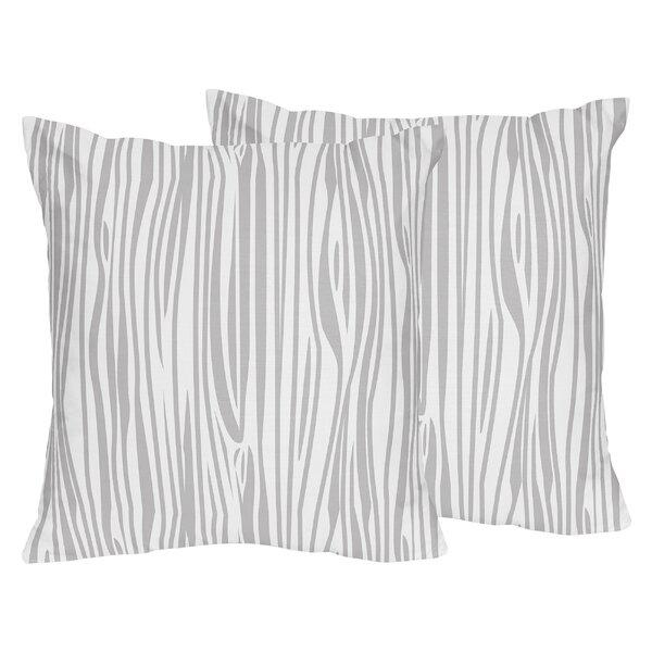 Woodland Deer Throw Pillow (Set of 2) by Sweet Jojo Designs
