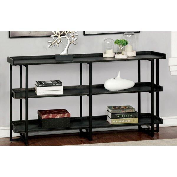 Elwell 3-layer Shelf Etagere Bookcase By Latitude Run