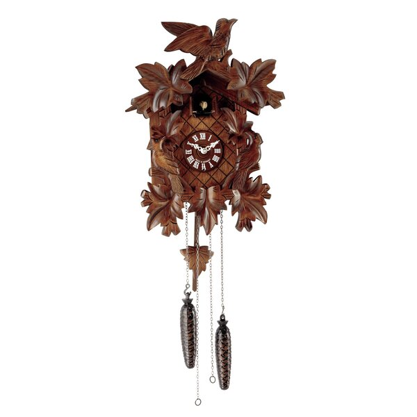 Cuckoo Clock by Hermle Black Forest Clocks