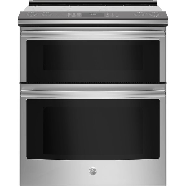 30 Slide-In Electric Range by GE Profile™