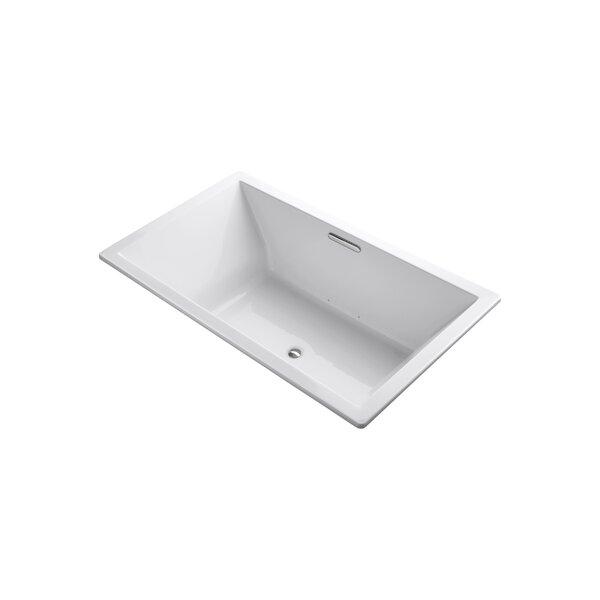 Underscore 72 x 42 Air Bathtub by Kohler