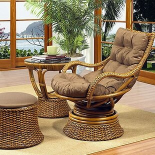 Indoor Rattan Lounge Chair | Wayfair