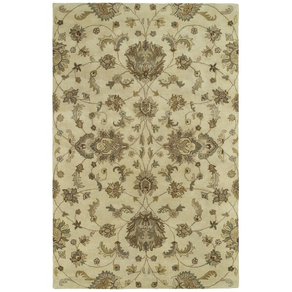 Cortland Ivory Europa Area Rug by Charlton Home