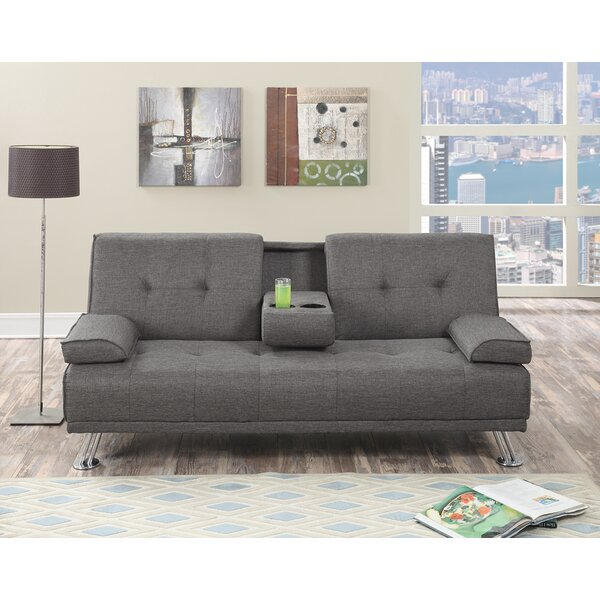 Lyles Adjustable Convertible Sofa by Latitude Run