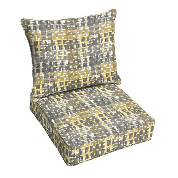 Outdoor Lounge Chair Cushion by Brayden Studio