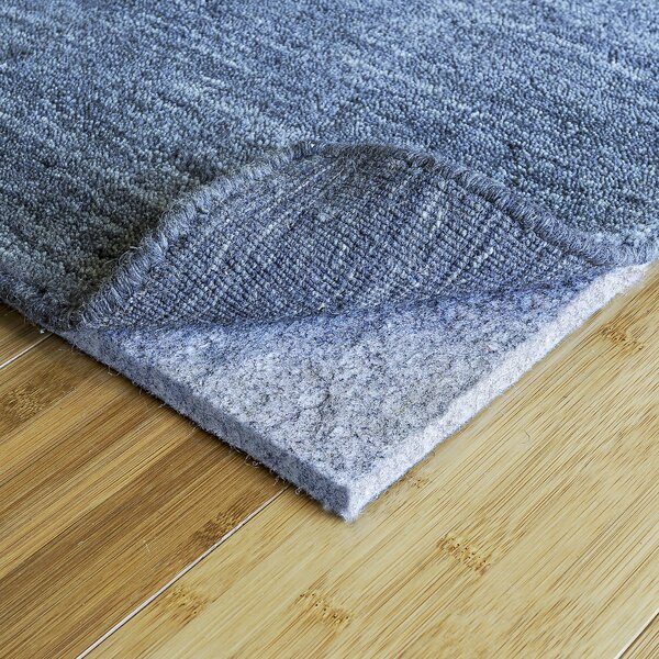 Bitting 0.44 Felt and Rubber Rug Pad by Symple Stuff