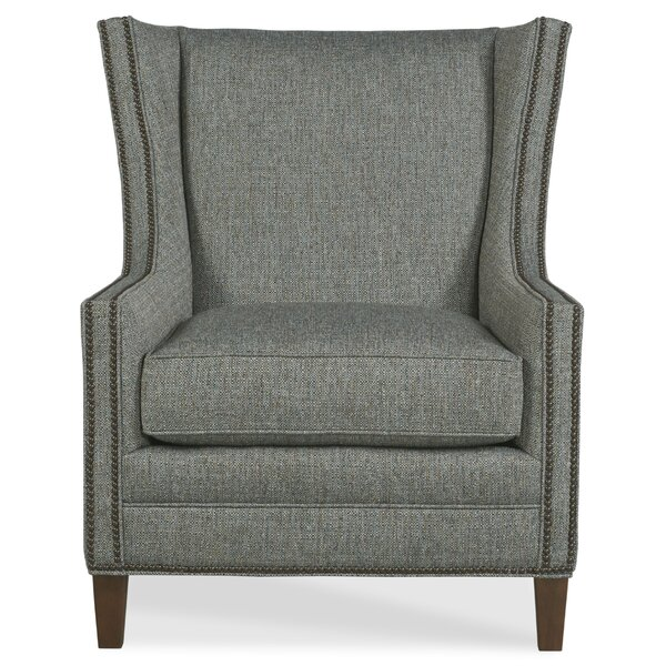 Brook Wingback Chair by Fairfield Chair