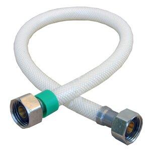 Plastic Supply Flex Hose Connector by Larsen Supply