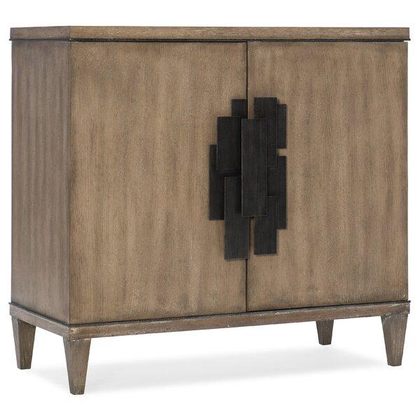 Melange Lorene 2 Door Accent Cabinet by Hooker Furniture