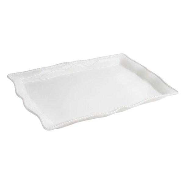 Bianca Rectangular Platter by Design Guild