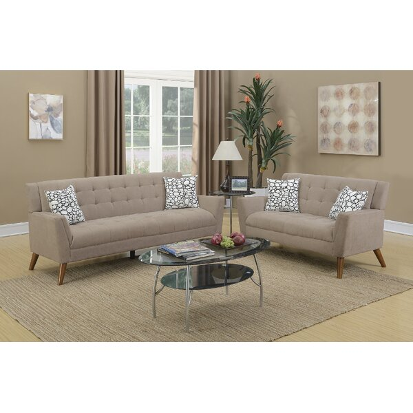 Lucey 2 Piece Living Room Set by Ivy Bronx