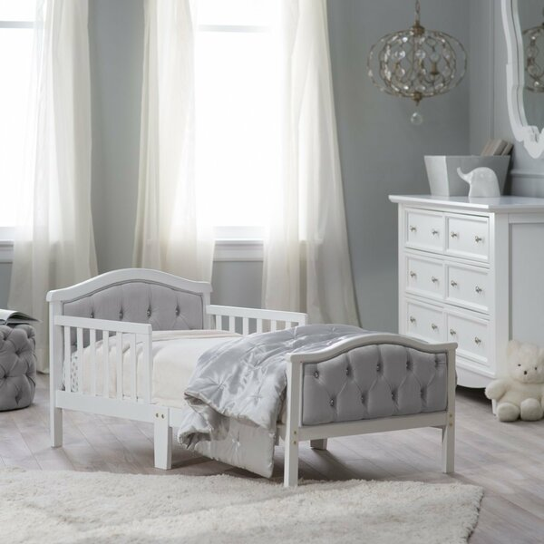 Orey Toddler Bed by Harriet Bee