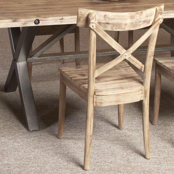 Reatha Solid Wood Dining Chair (Set of 2) by Ophelia & Co.