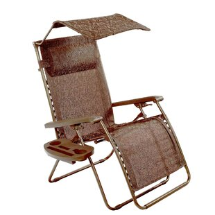 Kit Deluxe Reclining/Folding Zero Gravity Chair