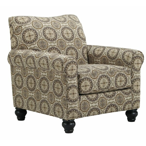 Ricci Fabric Armchair by Darby Home Co Darby Home Co