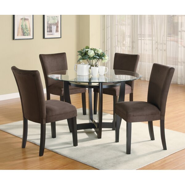 Verlin 5 Piece Dining Set by Red Barrel Studio Red Barrel Studio