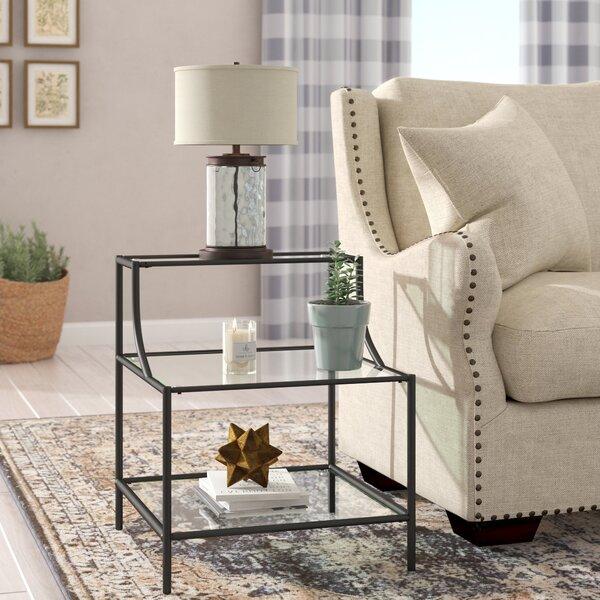 Eglantine Three Tier End Table by Laurel Foundry Modern Farmhouse