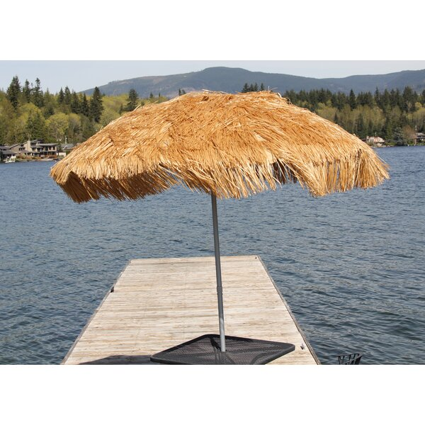 Palapa 7.5' Beach Umbrella by Parasol Parasol