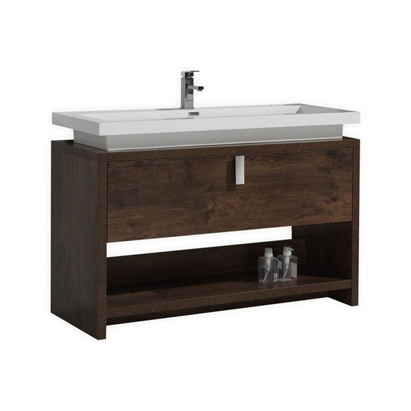 Gaynelle 47 Single Bathroom Vanity Set by Orren Ellis