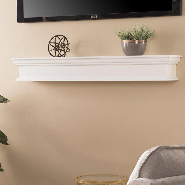 Yuliya Shelf Mantel By Darby Home Co