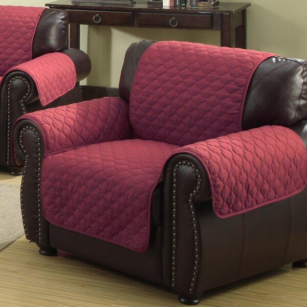Rachel T-Cushion Armchair Slipcover by DR International