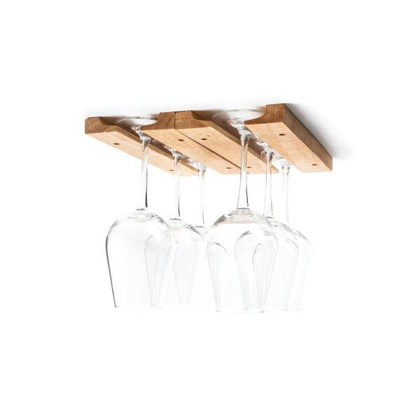 Hanging Wine Glass Rack (Set of 4) by Fox Run Brands Fox Run Brands