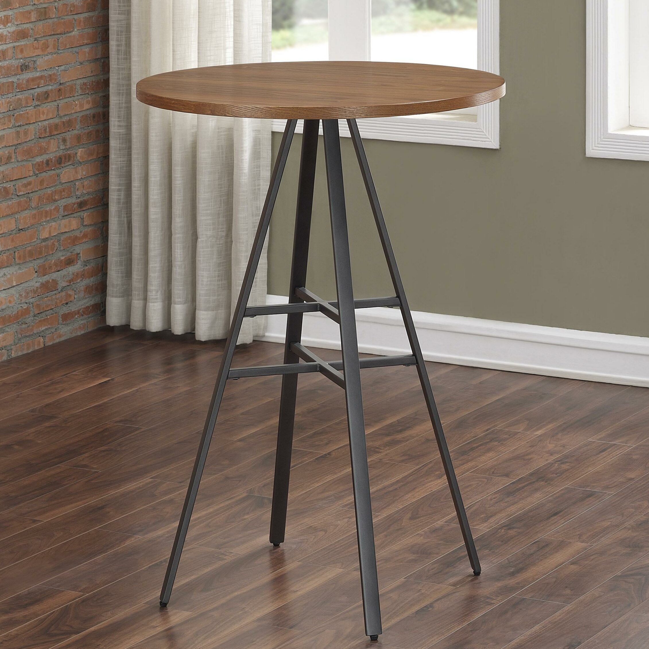Wrought Studio Pierce Pub Dining Table