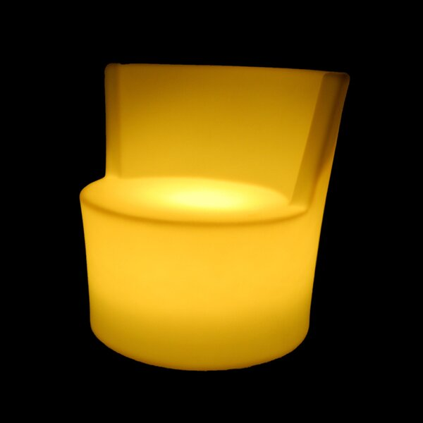 Wireless Illuminated Leisure Chair by 100 Essentials