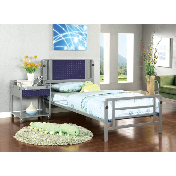 Grantville Platform Bed by Zoomie Kids