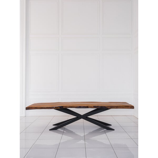 Caden Dining Table by 17 Stories
