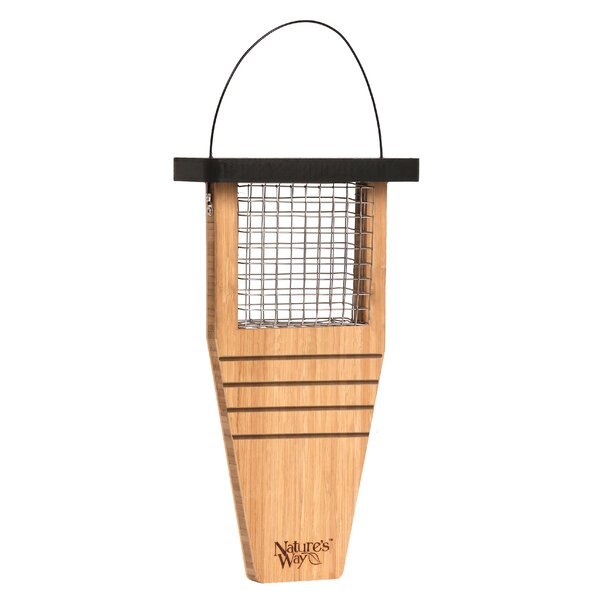Advanced Bird Products Suet Trail Prop Wild Suet Bird Feeder by Nature's Way