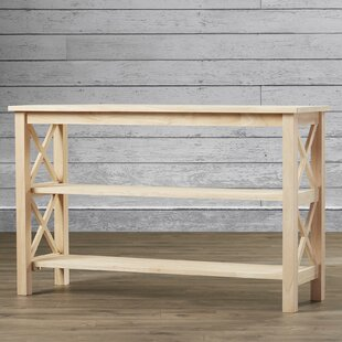 Cabin Lodge Cottage Country Console Sofa Tables Youll Love - Country cottage console table