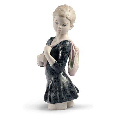 My Dance Class Ballet Figurine Lladro -  01009199