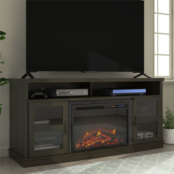 Wade Logan TV Stand Fireplaces