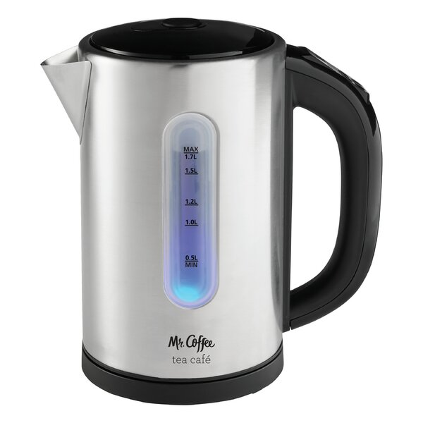 Digital 7.1 Qt. Stainless Steel Electric Tea Kettle (Set of 2) by Mr. Coffee