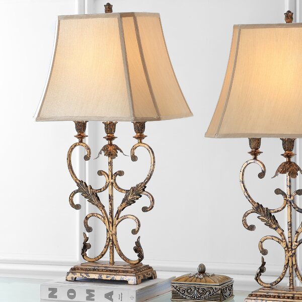 32.5 Table Lamp (Set of 2) by Safavieh