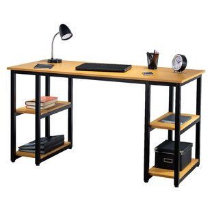 Cadell Home Office Credenza Desk by Symple Stuff No Copoun